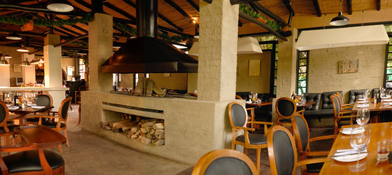 Chia, Colombie : A beautiful ambiance with s Fire Place