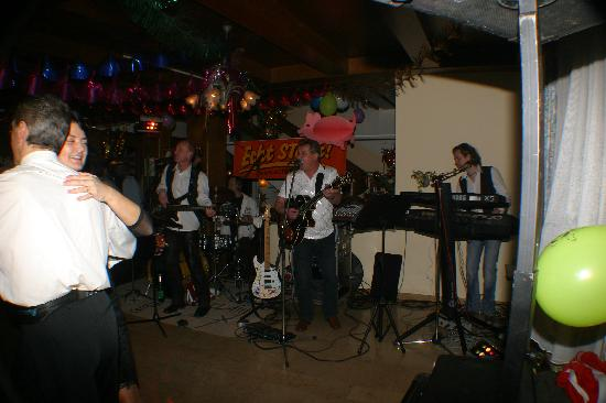 Hotel Stefanihof: New Year party