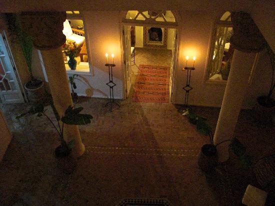 Dar Loulema : Lobby Atrium
