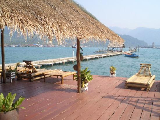Homestay Bungalows: Relax place