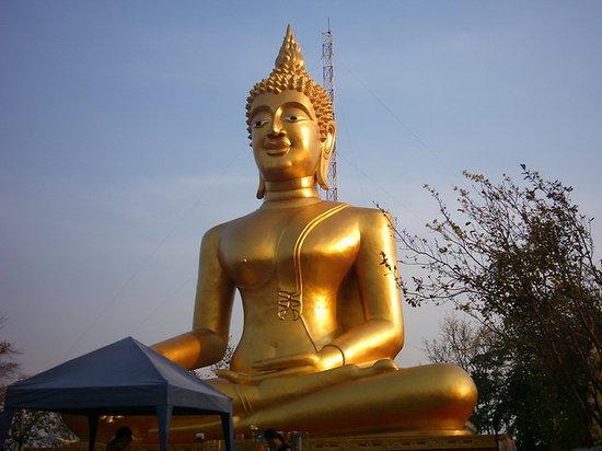 Pattaya, Thailandia: Big Buddha
