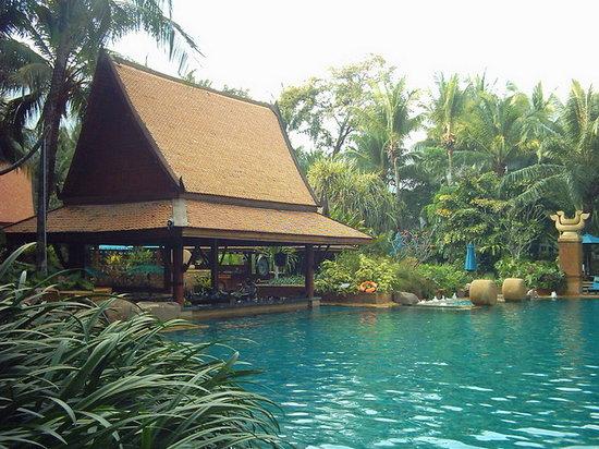 Pattaya, Thailand: Thai stile