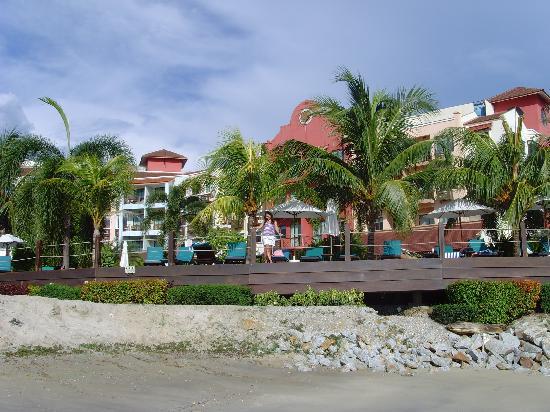 Langkawi Lagoon Resort: vue de la mer