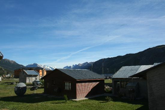 Posada Altas Cumbres: Vista desde el pasillo