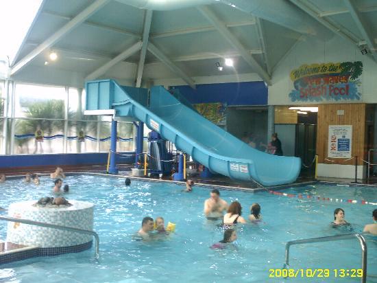Soft play area at cala gran holiday park picture of cala gran holiday park haven fleetwood for Hilton blackpool swimming pool