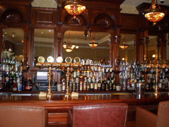 Lough Erne Resort: A Well Stocked Bar