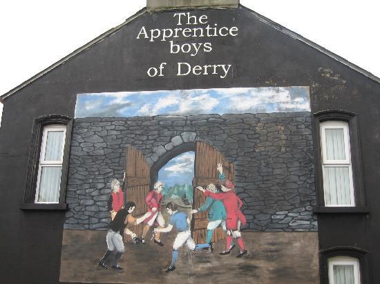 White Horse Hotel Derry Tripadvisor