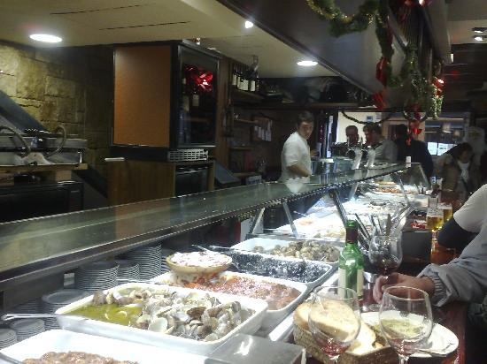 Hotel Don Pancho : Great Tapas in Benidorm old town
