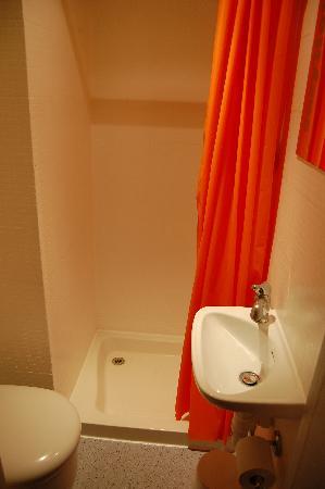easyHotel Paddington London: la salle de bains