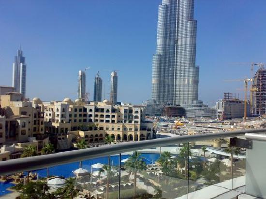impressive balcony view