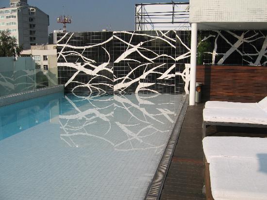 Hotel Habita: The Pool