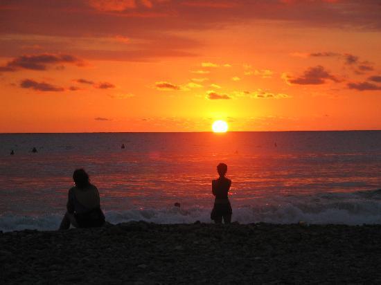 Casas de Soleil: de la plage