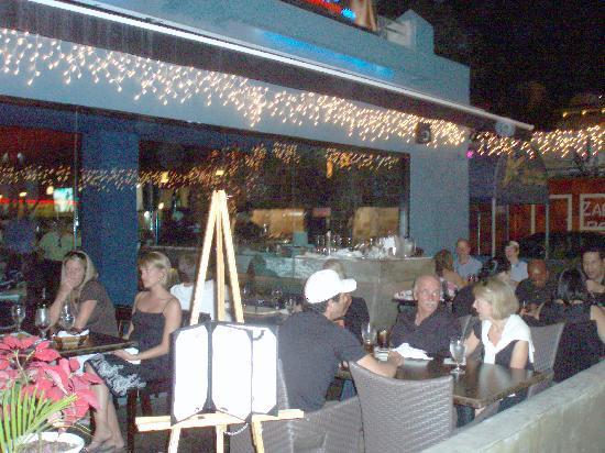 Restaurant Ummo dining - Picture of San Juan Marriott Resort