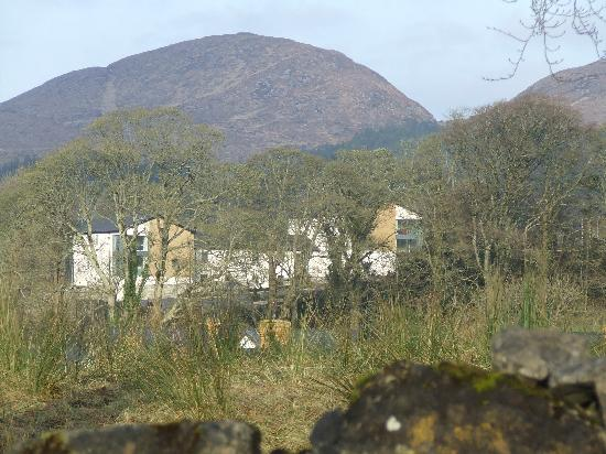 Castle Dargan: A view of the hotel