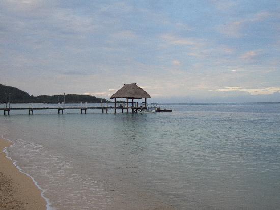 Malolo Island Resort: The calm of sunset