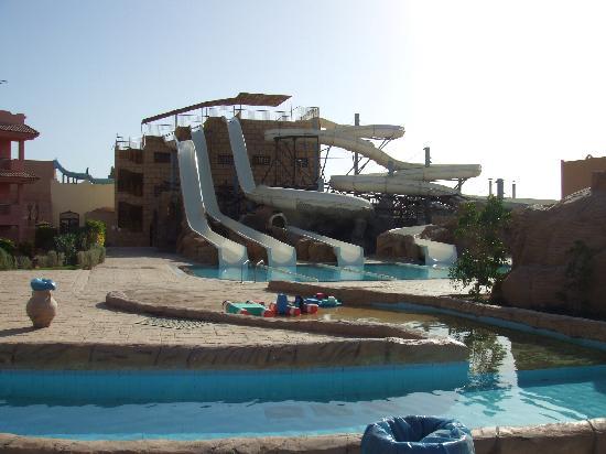 Park Inn by Radisson Sharm El Sheikh Resort: Another slide in the water park