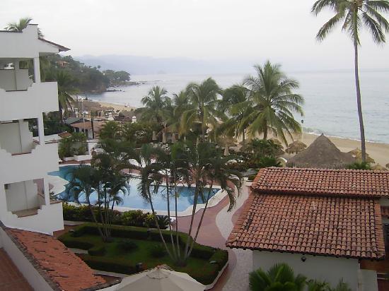 Tropicana Hotel: Vu de la chambre