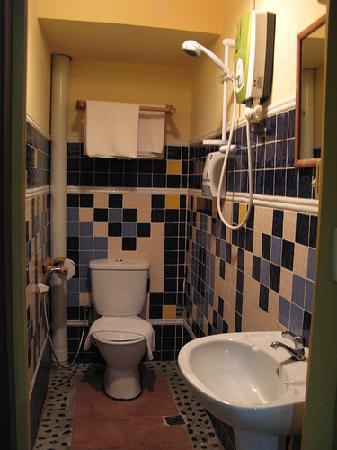 Hamin Lodge: private bathroom