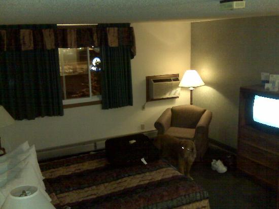 Days Inn Silverthorne: Main room from door