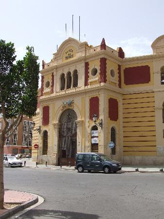 Plaza de Toros: Bullring