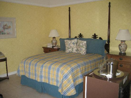 Polkerris Bed and Breakfast: Room 6
