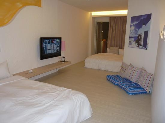 Hido Hostel: Room 302
