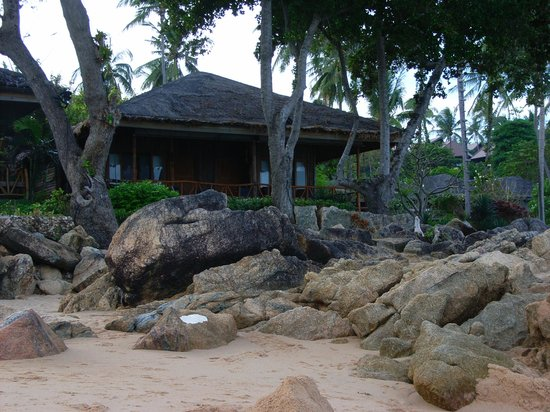 Coral Bay Resort: our bungalow