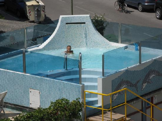 """Hotel Caesar: idromassaggio """"coccoloso"""""""