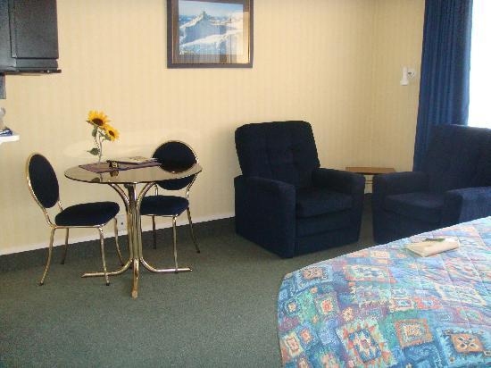 Ashleigh Court Motel: Chambre vue 1
