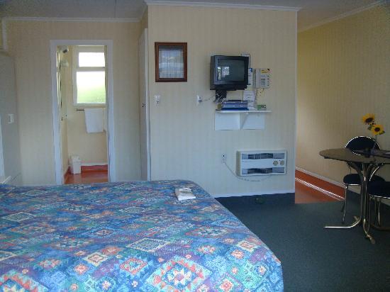 Ashleigh Court Motel: Chambre vue 2