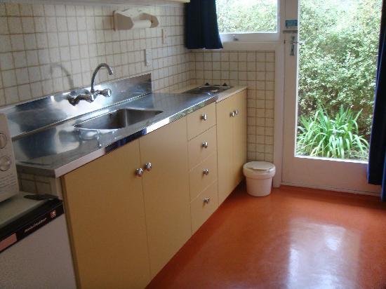 Ashleigh Court Motel: La cuisine