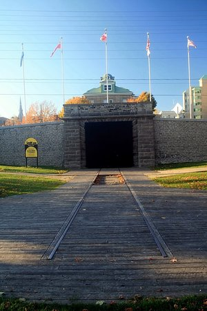Brockville Railroad Tunnel