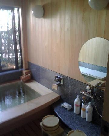 Il bagno pubblico per uomini - Picture of Asakusa Shigetsu, Taito ...