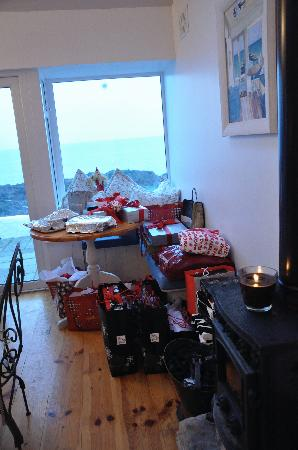The White Cottages: chrstmas day