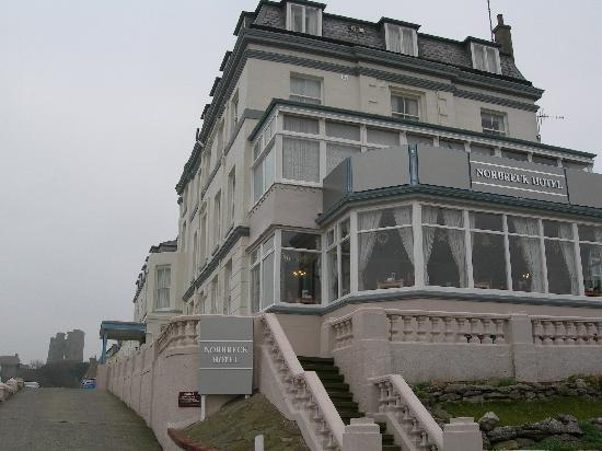 Bay Norbreck Hotel: Outside of Norbreck
