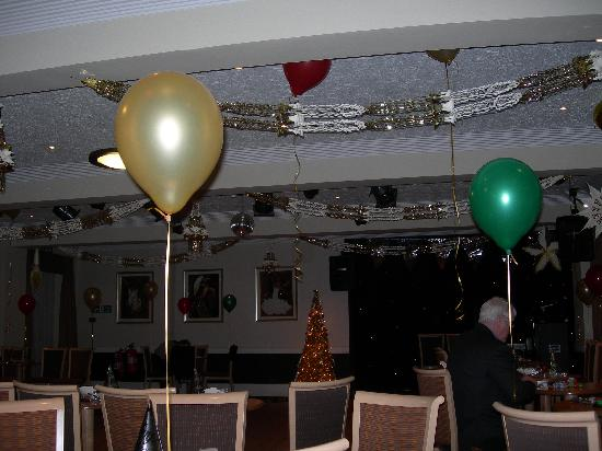 Bay Norbreck Hotel: Function Suite - New Years Eve