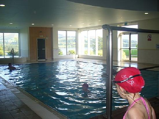 Avon Ri: great indoor pool
