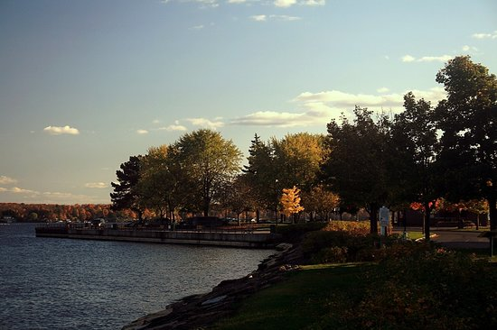 ‪‪Brockville‬, كندا: Brockville Waterfront‬