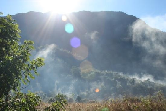 San Lorenzo, Argentina: Nebelwälder
