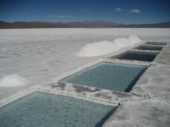 San Lorenzo, Argentina: Puna