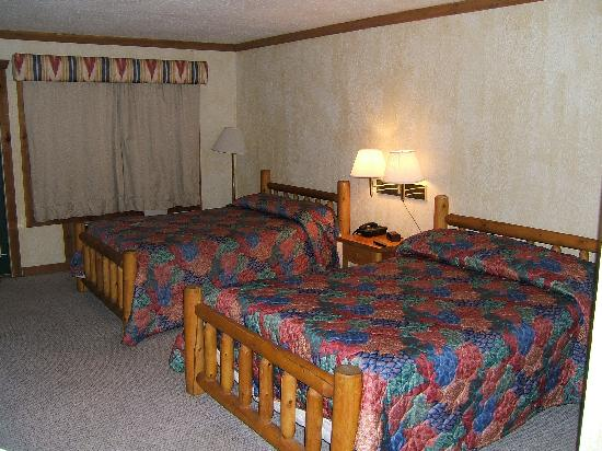 Hornbeak, TN: Our room - Western / Country theme