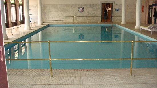 Lallgarh Palace: Indoor Swimming pool