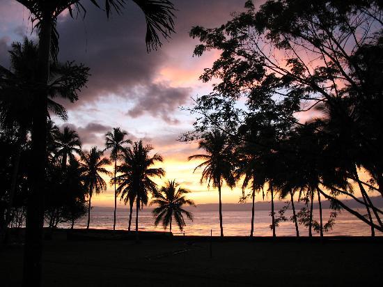 Saladero Eco Lodge: a beautiful sunset