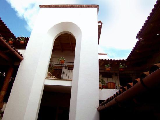 Hotel La Casona : Arco del Patio