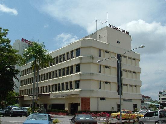 Telang Usan Hotel Kuching : Telang Usan Hotel