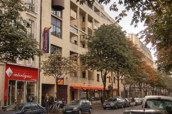 Hotel Citadines Marais Bastille