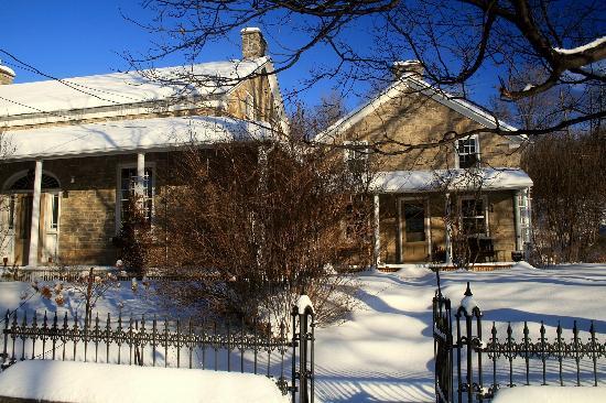 Almonte Village: Stone House in Appleton Hamlet