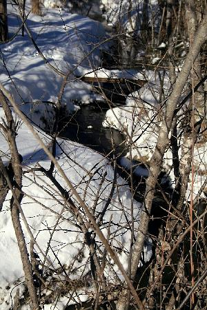 Wakefield, Kanada: Winter Brook