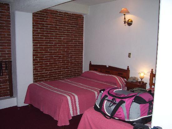 Meson Del Rey Hotel S.a. De C.v.: Double Room