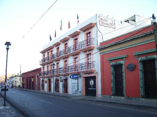 Meson Del Rey Hotel S.a. De C.v.: Street View